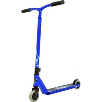 Grit Atom 2 Piece Height Bars Scooter Blue
