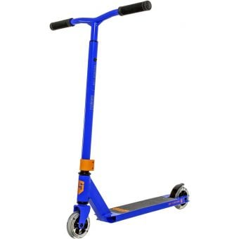 Grit Extremist 2 Piece Height Bars Scooter Blue