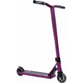 Grit Wild Scooter Black/Purple