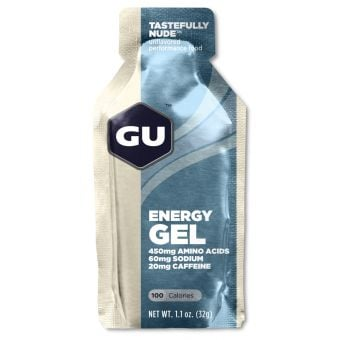 GU Energy Gel Tastefully Nude - Unflavoured 32g