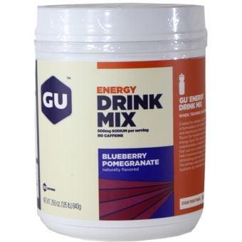 GU Energy Mix Blueberry Pomegranate 840g Tub