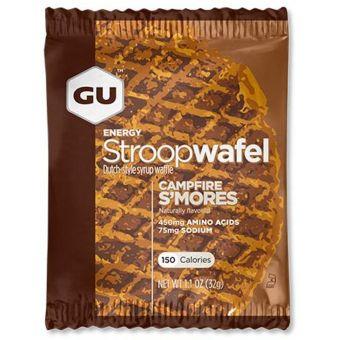 GU Energy Stroopwafel Campfire S'Mores 32g