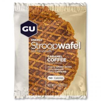 GU Energy Stroopwafel Caramel Coffee 32g