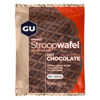 GU Energy Stroopwafel Hot Chocolate 30g