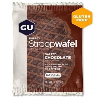 GU Energy Stroopwafel Salted Chocolate 30g
