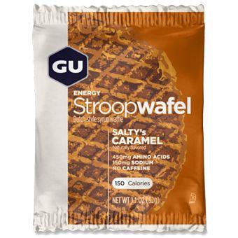 GU Energy Stroopwafel Salty's Caramel 32g