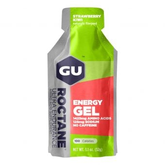 GU Roctane Ultra Endurance Energy Gel Strawberry Kiwi