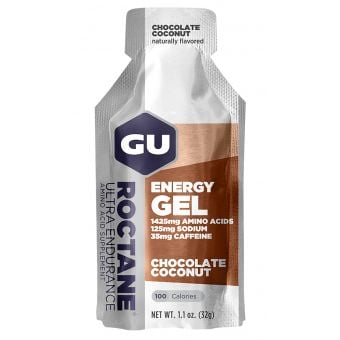 GU Roctane Endurance Energy Gel Chocolate Coconut 32g
