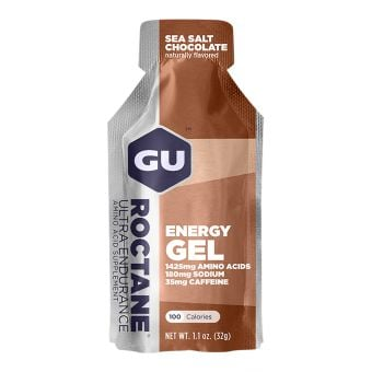 GU Roctane Endurance Energy Gel Sea Salt Chocolate 32g