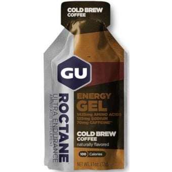 GU Roctane Energy Gel Cold Brew Coffee 32g