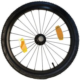 "Hamax Avedina Bicycle Trailer 20"" Quick Release Wheel"
