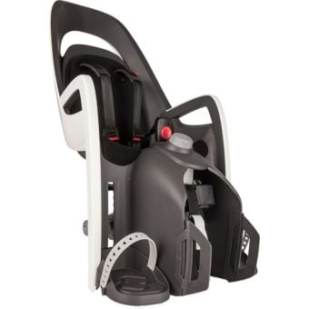 Hamax Caress Baby Seat with Srung Carrier Adaptor Black and White