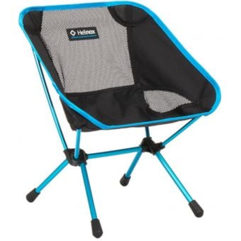 Helinox Chair One Mini Black with Blue Frame