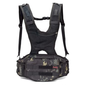 Henty Enduro Hydration Backpack Camo