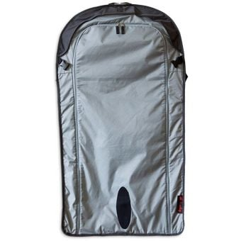 Henty Wingman Messeger Bag Grey