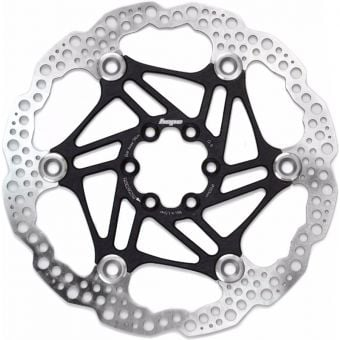 Hope 180mm Floating 6-Bolt Disc Rotor Black