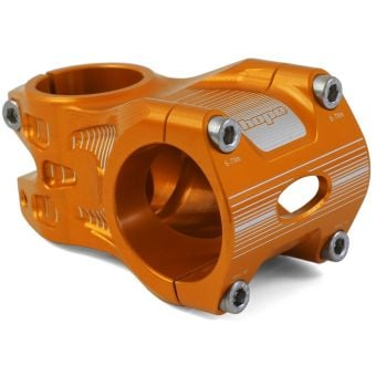 Hope AM/Freeride 31.8x50mm 0° Stem Orange