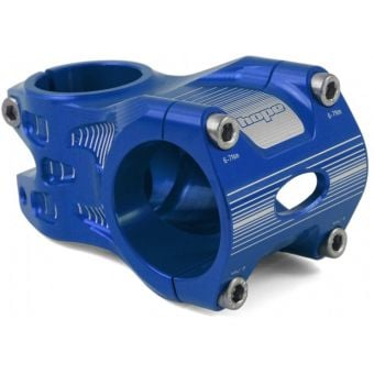 Hope AM/Freeride 35x50mm 0° Stem Blue