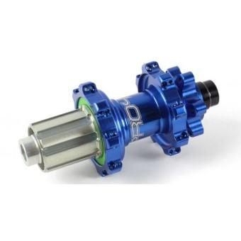 Hope Pro 4 32H 142x12mm Straight Pull Rear Hub Blue