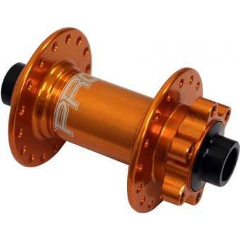 Hope Pro 4 Boost 32H Front Hub 110x15mm Orange
