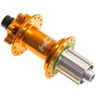 Hope Pro 4 Boost 32H Rear Hub 148x12mm Orange