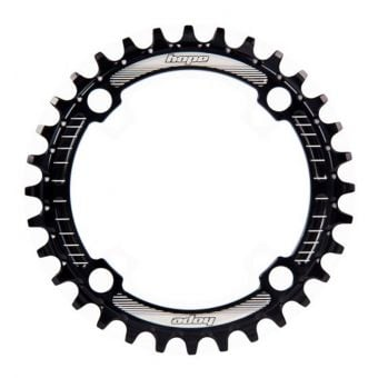 Hope Retainer Narrow Wide 36T Chainring Black