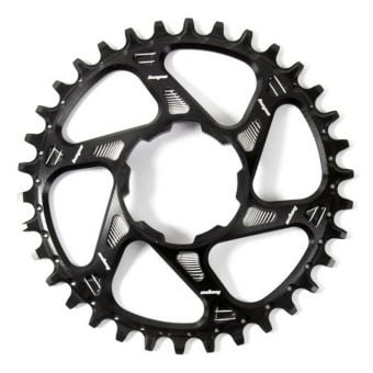 Hope Spiderless Retainer Narrow Wide 32T Chainring Black