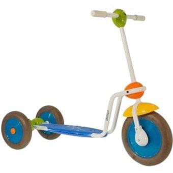 "Italtrike 10"" Scooter Multicolour"