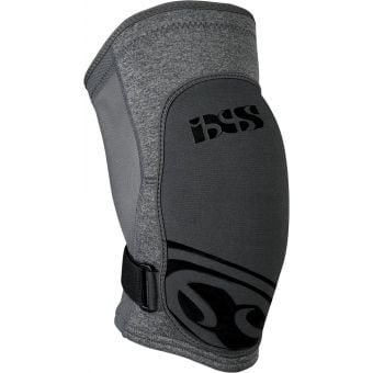 IXS Flow EVO+ Knee Guards Grey