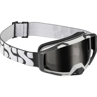 iXS Trigger+ MTB Goggles White with Polarized Lens