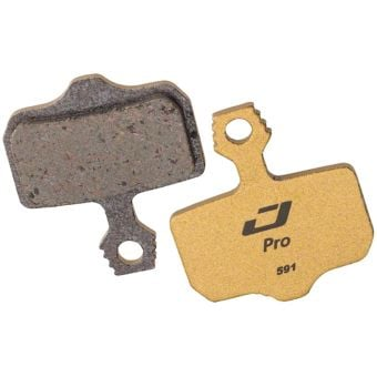 Jagwire Mountain Pro Semi-Metallic Disc Brake Pads Avid Elixir SRAM Level