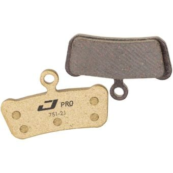 Jagwire Mountain Pro Semi-Metallic Disc Brake Pads SRAM Guide Avid Trail