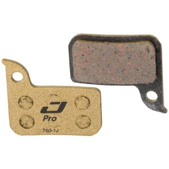 Jagwire Mountain Pro Semi-Metallic Disc Brake Pads SRAM Red 22 B1, Force 22, CX1, Rival 22, S700 B1, Level
