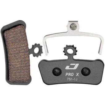 Jagwire Mountain Pro X Sintered Disc Brake Pads SRAM Guide Ultimate, RSC, RS, R, Avid Trail