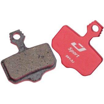 Jagwire Mountain Sport Semi-Metallic Disc Brake Pads Avid Elixir SRAM Level