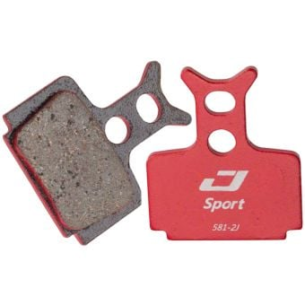Jagwire Mountain Sport Semi-Metallic Disc Brake Pads Formula T1, R1, RX, Mega