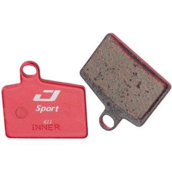 Jagwire Mountain Sport Semi-Metallic Disc Brake Pads Hayes Dyno Stroker Ryde