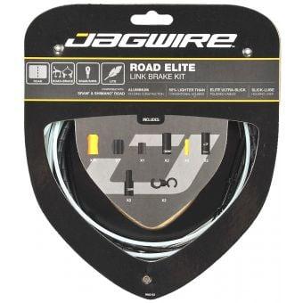 Jagwire Road Elite Link Brake Cable Kit Black for SRAM + Shimano