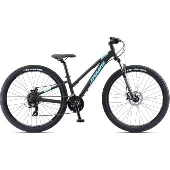 """Jamis Divide Step-Over 27.5"""" Hardtail MTB Anodized Black 2021"""