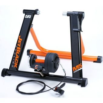 JetBlack M5 Pro Magnetic Trainer with SQR Fit System and App