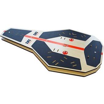 JetBlack Trainer Rocker Plate