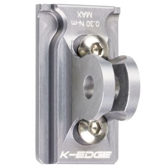K-Edge Go Big GoPro Adaptor for NiteRider Lumina/Mako Front Lights