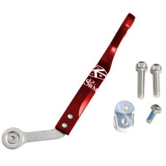 K-Edge SRM Pro Road Braze-On Magnet Chain Catcher Red