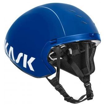 KASK Bambino Pro Helmet no Visor Blue Medium