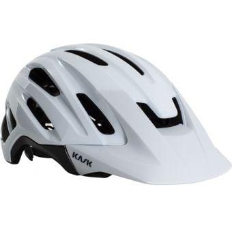 KASK Caipi Off Road Helmet White