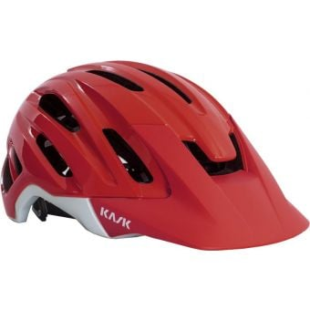 KASK Caipi Off Road Helmet Red