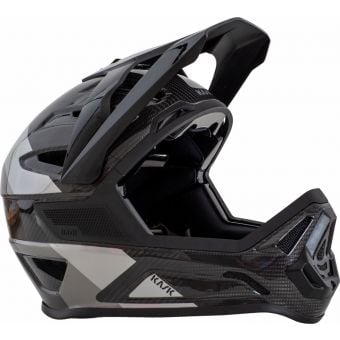 KASK Defender Full Face Carbon MTB Helmet Black/Grey
