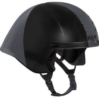 KASK Mistral Helmet no Visor Black Anthracite