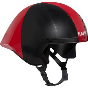 KASK Mistral Helmet no Visor Black/Red