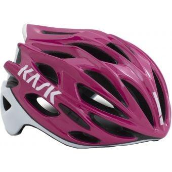KASK Mojito X Road Helmet Iris/White
